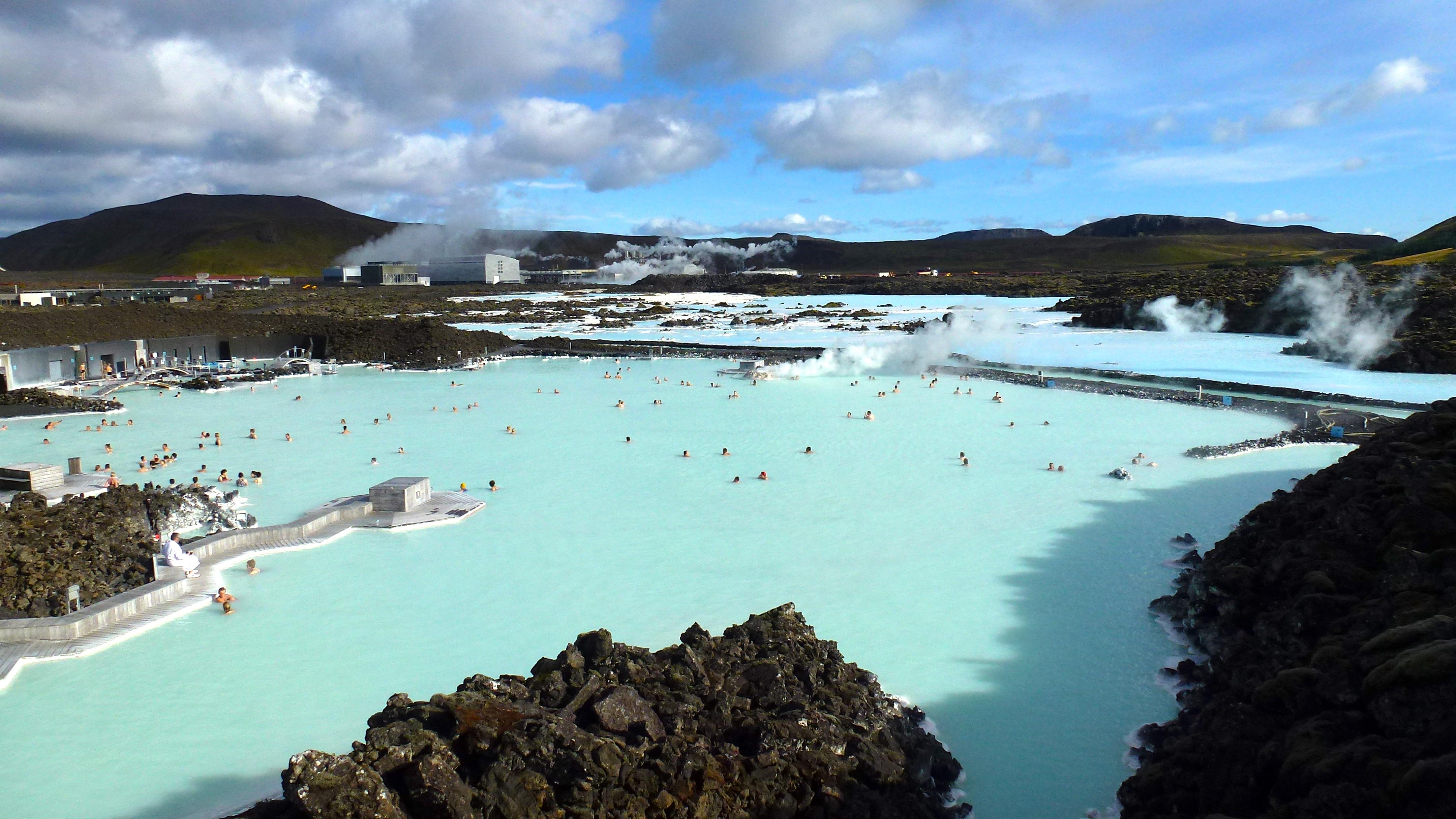 Resultado de imagen de blue lagoon, islandia