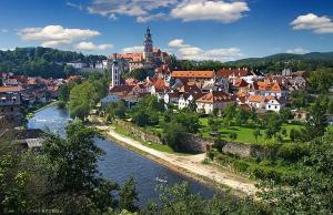 Ceský Krumlov_Rep.Checa_Panoramic