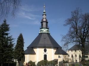 Iglesia de Seiffen