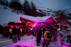 Aprés-ski en Zermatt