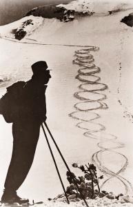 Hannes Schneider y sus pistas de esquí © TVB St. Anton am Arlberg