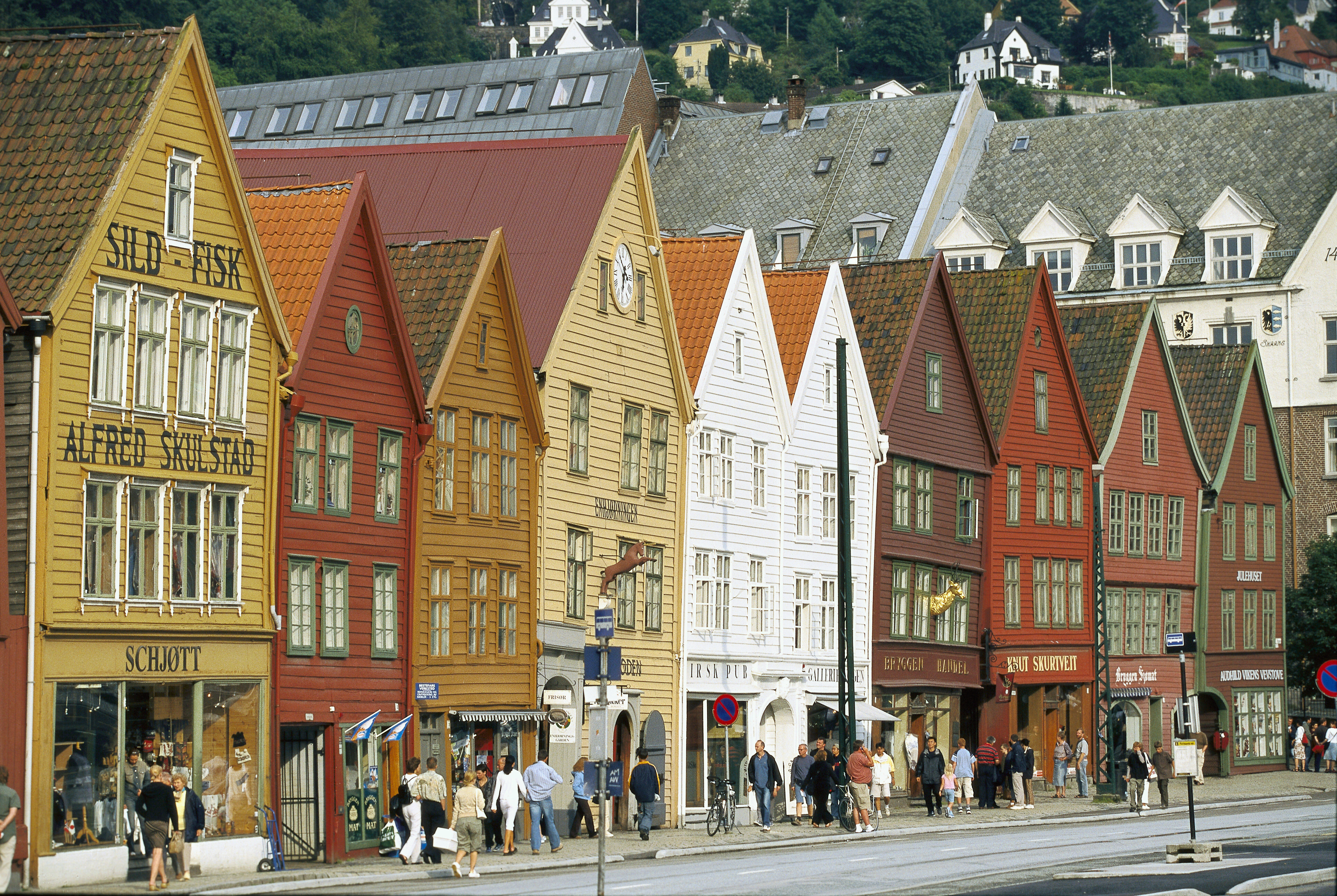 Bergen2 (c)Jens Henrik Nybo - Visitnorway.com