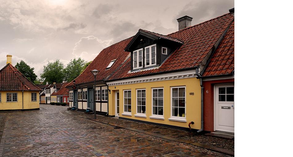 La casa de Hans Christian Andersen
