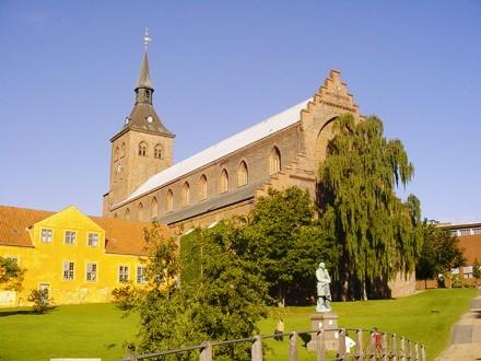 La Catedral de St. Knud