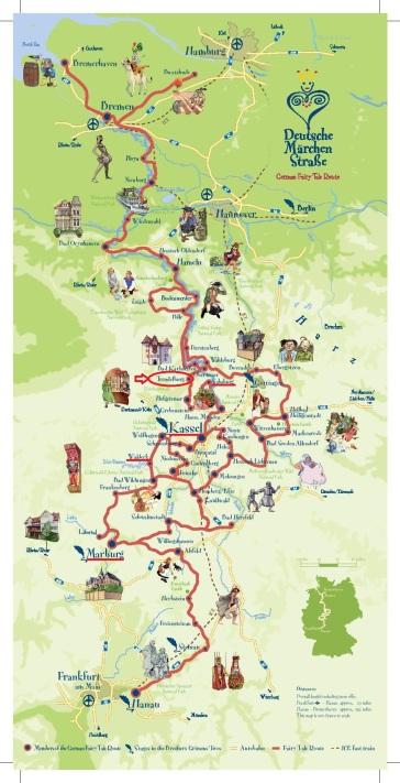 mapa cuentos