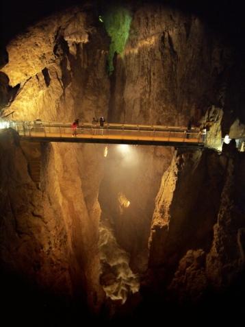 Las grutas de Skocjan